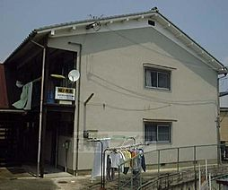 京都府向日市鶏冠井町堀ノ内の賃貸アパートの外観