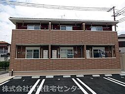 JR阪和線 和歌山駅 徒歩16分の賃貸アパート