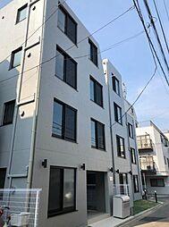 プラチナフォルム大井町WEST棟の外観写真