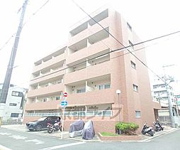 京都府京都市下京区西七条西石ケ坪町の賃貸マンションの外観