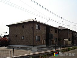 ストークガーデンB棟[2階]の外観