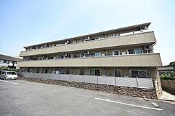 桜橋山荘[3階]の外観