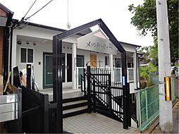 京都府京都市山科区北花山大峰町の賃貸マンションの外観