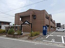 ノース・タツノ[1階]の外観