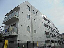 東京都八王子市小宮町の賃貸マンションの外観