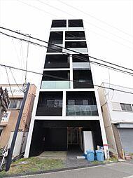 大阪府吹田市片山町4丁目の賃貸マンションの外観