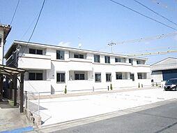 レジデンス ハーモニー[1階]の外観