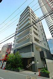 大阪府大阪市北区鶴野町の賃貸マンションの外観