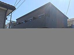 埼玉県春日部市南1丁目の賃貸アパートの外観