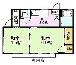 中央線 武蔵小金井駅 徒歩25分