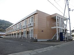 香川県坂出市新浜町の賃貸アパートの外観