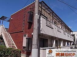 シャンテ津田沼B[201号室]の外観