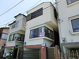 [一戸建] 東京都立川市富士見町4丁目 の賃貸【/】の外観