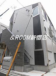 (仮称)プラチナテラス新宿若松町[201号室]の外観