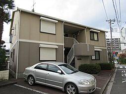 神奈川県横浜市鶴見区矢向3丁目の賃貸アパートの外観