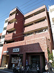 京都府京都市左京区一乗寺里ノ西町の賃貸マンションの外観