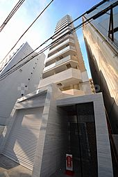 ファーストステージ京町堀レジデンス[10階]の外観