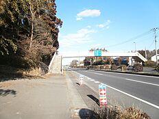 国道6号からの入り口です。