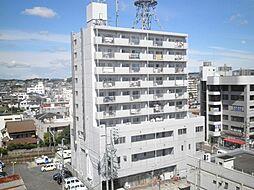 クレスト三郷[7階]の外観