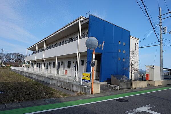 滋賀県守山市水保町の賃貸アパート
