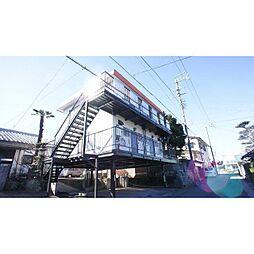 コーポ橋本 C棟[201号室]の外観