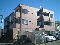 千葉県市川市塩焼1丁目の賃貸マンションの外観