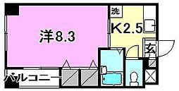 メゾン・ケイ[501 号室号室]の間取り