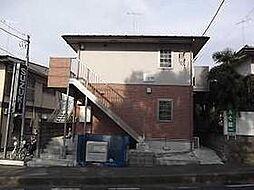 ソレジオ BX[103号室号室]の外観
