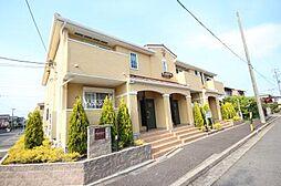 愛知県名古屋市中川区一色新町2の賃貸アパートの外観