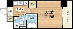 SERENiTE本町エコート[12階]の間取り