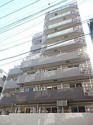 東京都江東区深川2丁目の賃貸マンションの外観