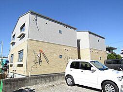 愛知県常滑市新開町1丁目の賃貸アパートの外観