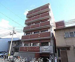 京都府京都市下京区西新屋敷太夫町の賃貸マンションの外観