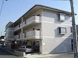寺田ガーデンハイツ3番館[3階]の外観