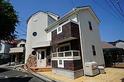 兵庫県川西市小戸3丁目の賃貸アパートの外観