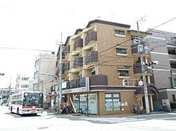 兵庫県尼崎市七松町3丁目の賃貸マンションの外観