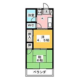明智駅 2.9万円