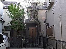 [一戸建] 東京都杉並区本天沼2丁目 の賃貸【東京都 / 杉並区】の外観
