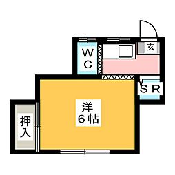 小菅駅 3.4万円