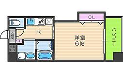 T・G・T[3階]の間取り