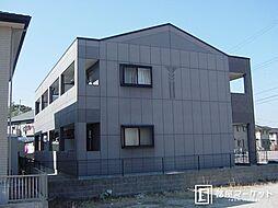 ウエストパークNORI[2階]の外観