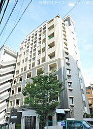KMマンション八幡駅前III[9階]の外観