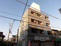 京阪プリンスマンション[4階]の外観