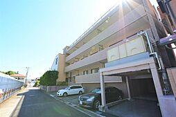 静岡県静岡市葵区昭府2丁目の賃貸マンションの外観
