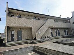 神奈川県相模原市緑区向原3の賃貸アパートの外観
