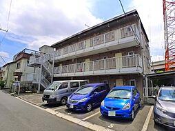 東京都足立区扇2の賃貸マンションの外観