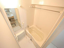 エコロジー栄レジデンスの浴室暖房乾燥機付お風呂