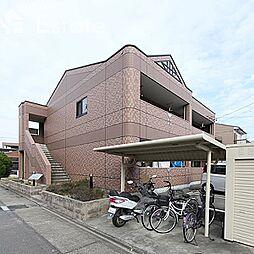 愛知県名古屋市南区要町5丁目の賃貸アパートの外観