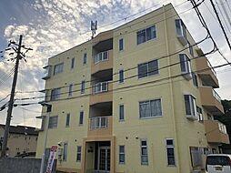 兵庫県明石市大久保町谷八木の賃貸マンションの外観