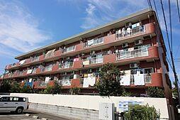 ドミール羽村[4階]の外観